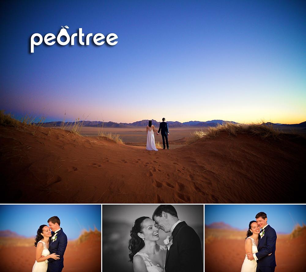 wolwedans wedding photographer namibia
