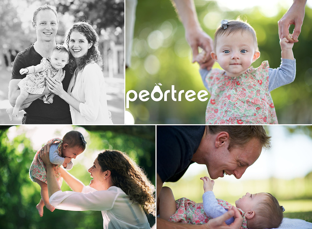 returning peartree client family shoot 1