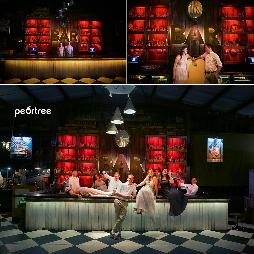 joburg wedding katys palace bar
