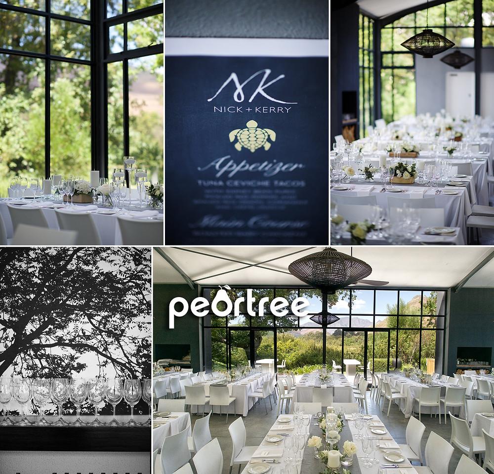 the conservatory wedding franschhoek