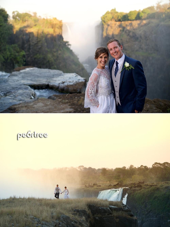 Victoria Falls Wedding Photographer