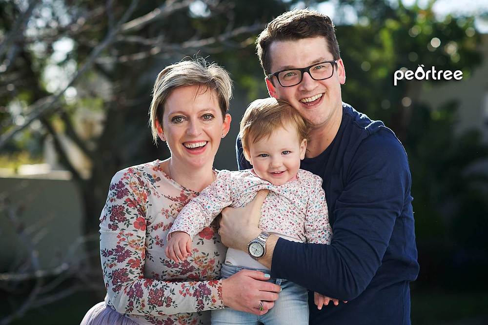 bellville familie portrette