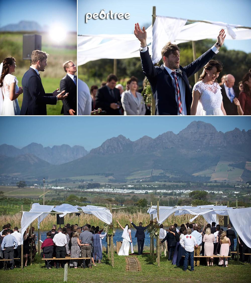 Shofar Wedding Stellenbosch