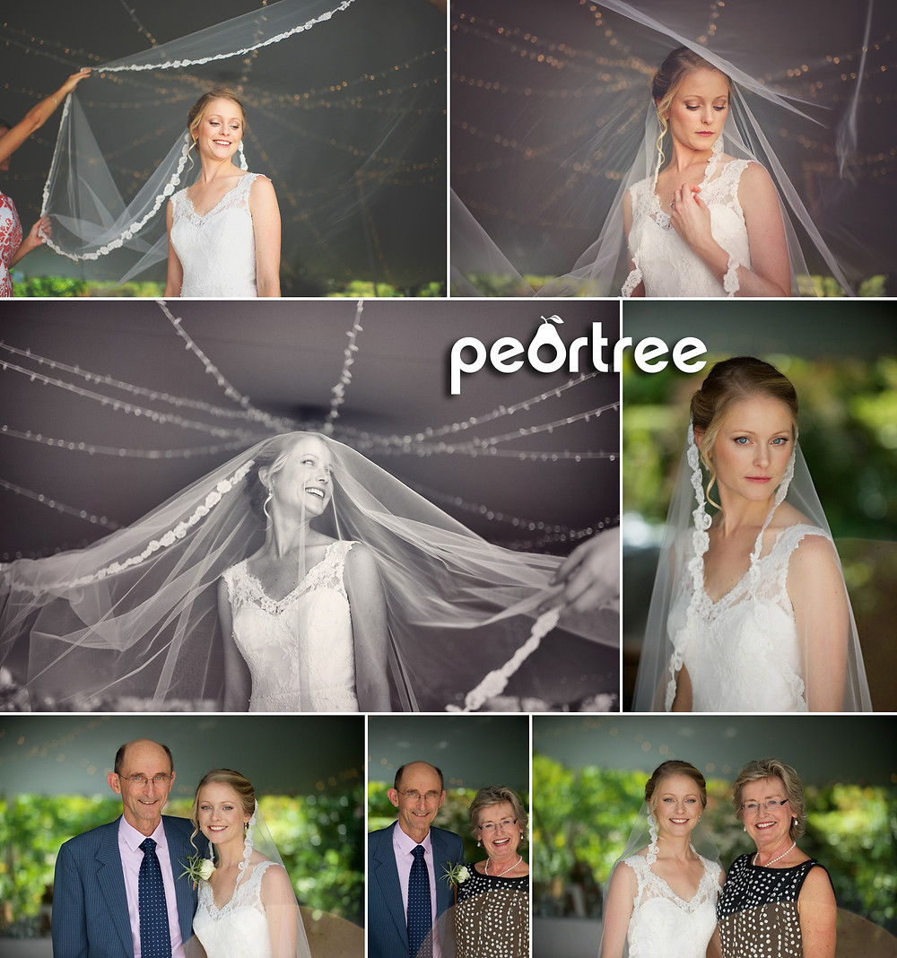 private garden wedding capetown 5