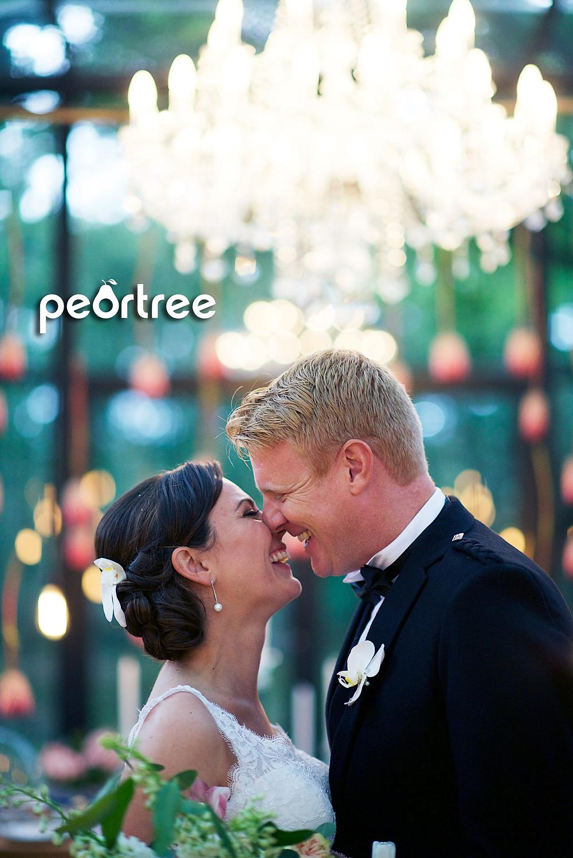 wedding die woud caledon