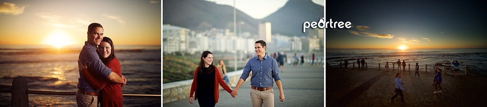 Cape Town Engagement Photography