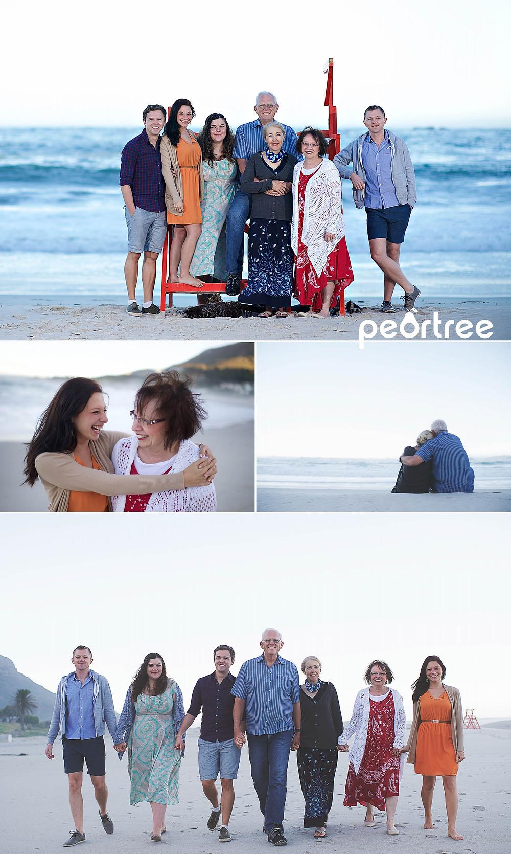 family reunion photographer capetown