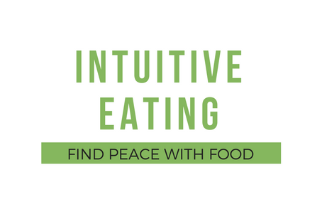 10 Key Principles of 'Intuitive Eating'