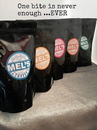 Michigan Made Mel's Toffee
