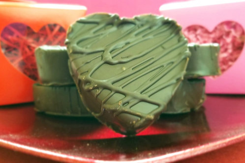 Toffee Hearts (6pk)