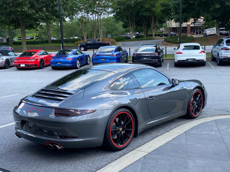 Why the value of the 991.1 will only increase...