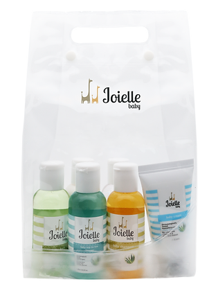 JOIELLE BABY TRAVEL SET- RM90