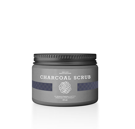 CHARCOAL SCRUB 100GM