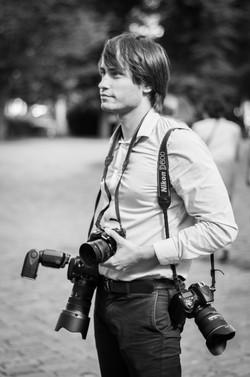 Kāzu fotogrāfs Oskars Kupics
