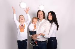 Ģimenes fotosesija
