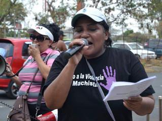 ¡Justicia para Vilma Trujillo!