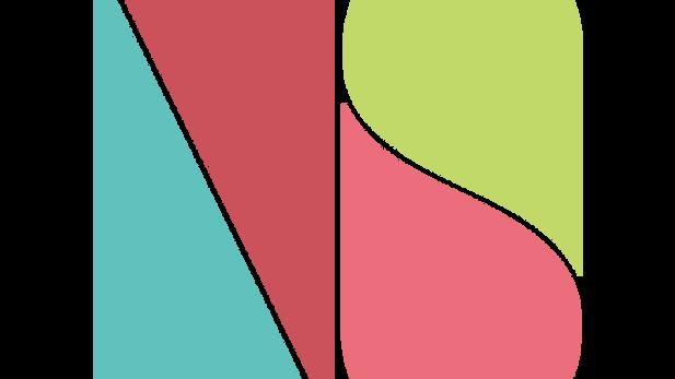 NS LIVING - Logo Design