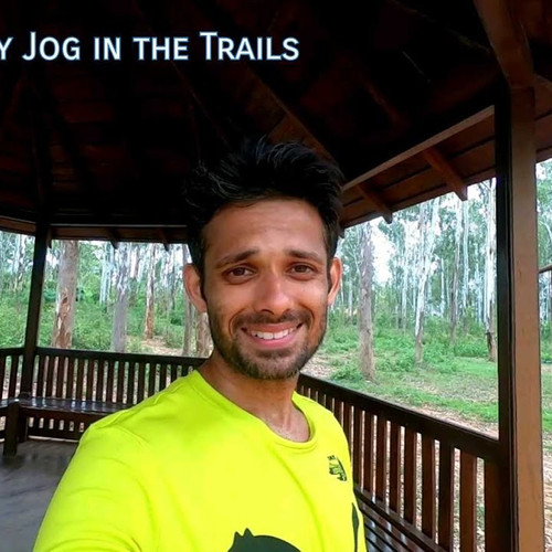 Balance is the key to sustainability - Easy Jog in the Trails