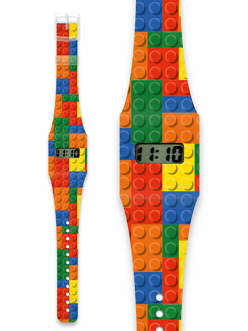 Montre Lego - Pappwatch