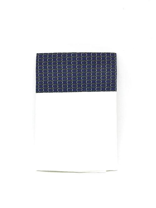 """Pochette de veste - Fil de Laure """"Edition Longines Corde Bleu"""""""