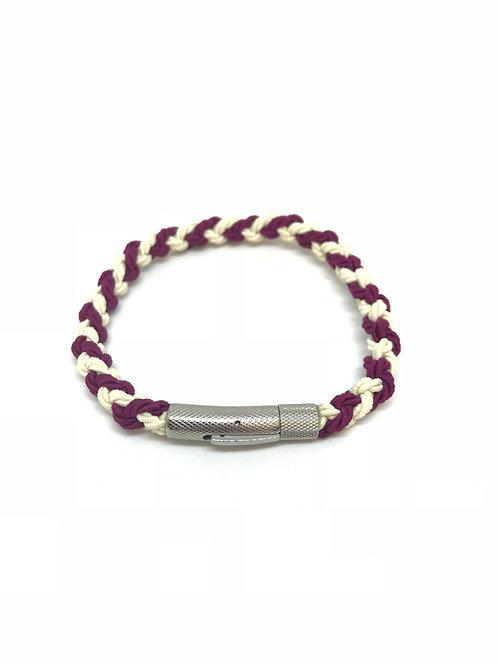 """Bracelet corde """"Bicolor"""""""