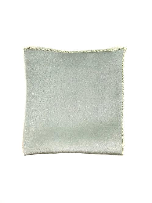 """Pochette de veste unie - Beaux Garçons """"Vert d'eau"""""""
