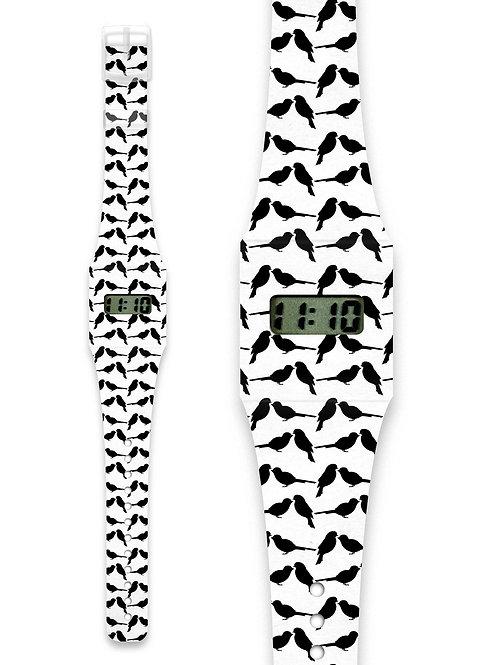Montre Black sparrow - Pappwatch