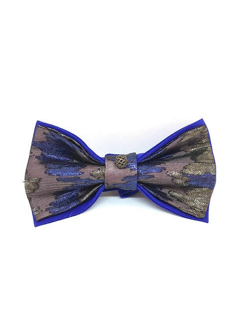 """Noeud papillon - Beaux Garçons """"Voiline bleue"""""""