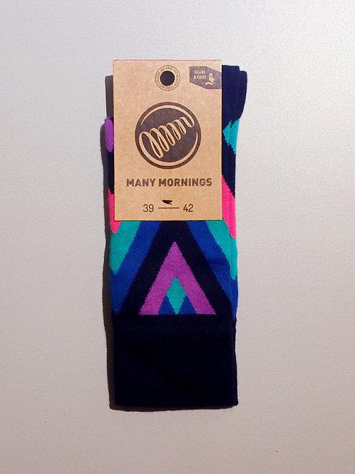 """Many Mornings - """"X-Stripes"""""""
