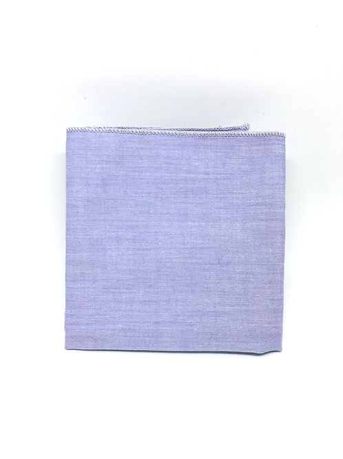 """Pochette de veste - Atelier a Nouer """"Coton bleu ciel"""""""
