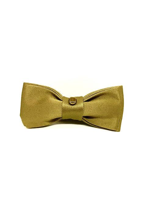 """Noeud papillon - Beaux Garçons """"Gold green"""""""