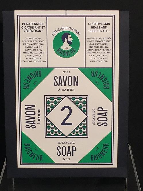 Le Baigneur - Savon à barbe (N°2)