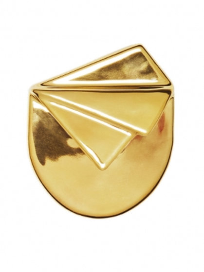 Cor Sine Labe Doli - Pochette céramique / Or