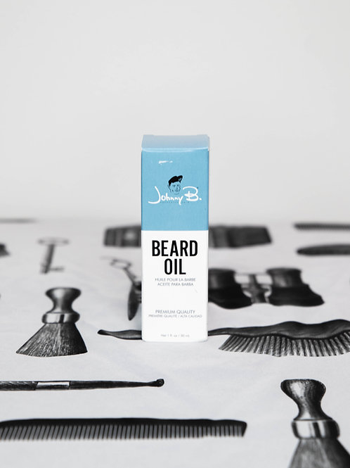 Johnny B Beard Oil