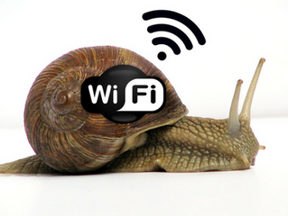 Is sheltering at home overloading your WiFi?