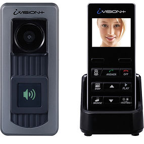 Optex Wireless Intercom System With Video