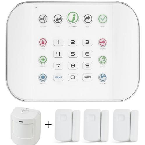 UltraSync Alarm System Package