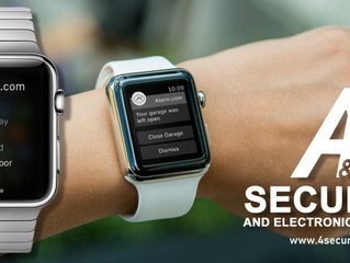 Connect security and smart devices to your Apple Watch.