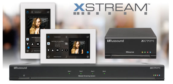 XSTREAM Audio Systems