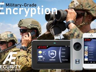Military-Grade Encryption