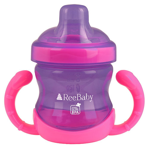 Sippy Cup with Soft Silicone Spout