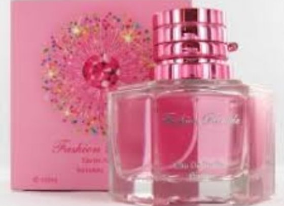 Saffron Fashion Parade 100ml Edp