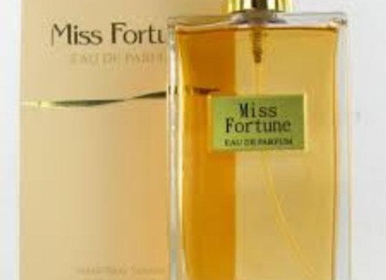 Saffron Miss Fortune 100ml Edp
