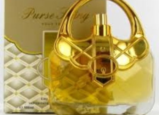 Saffron Purse String 100ml Edp