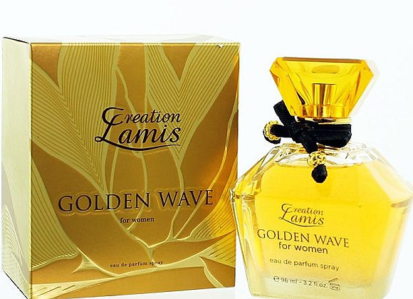 Creation Lamis Golden Wave Designer Impression Perfume Of Lady Million®