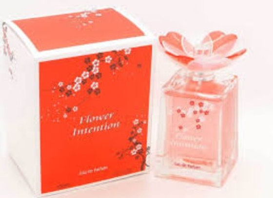 Saffron Flower Intention 100ml Edp