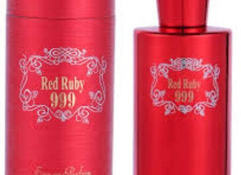 Saffron Ruby Red  999