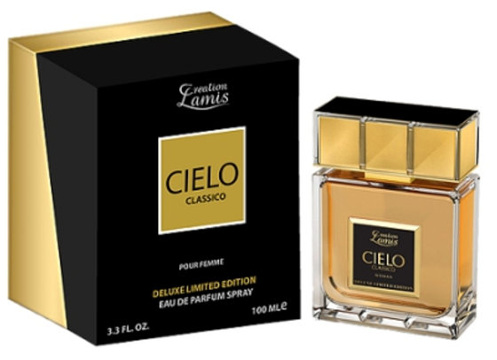 Creation Lamis Cielo Classico Deluxe 100ml Edp Spray