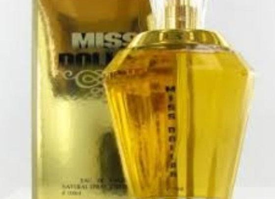 Saffron Miss Dollar 100ml Edp