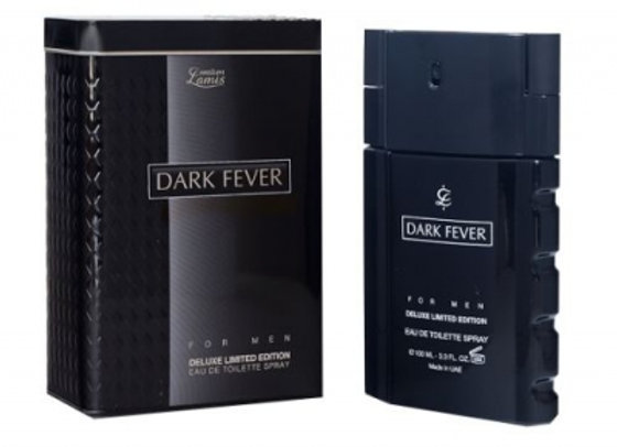 Creation Lamis Dark Fever Men Deluxe 100ml Edt Spray